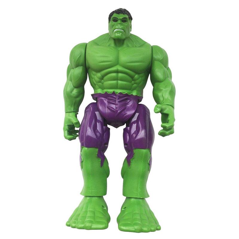 اکشن فیگور مدل hulk