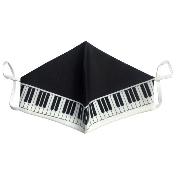 ماسک تزیینی کیسمی مدل پیانو