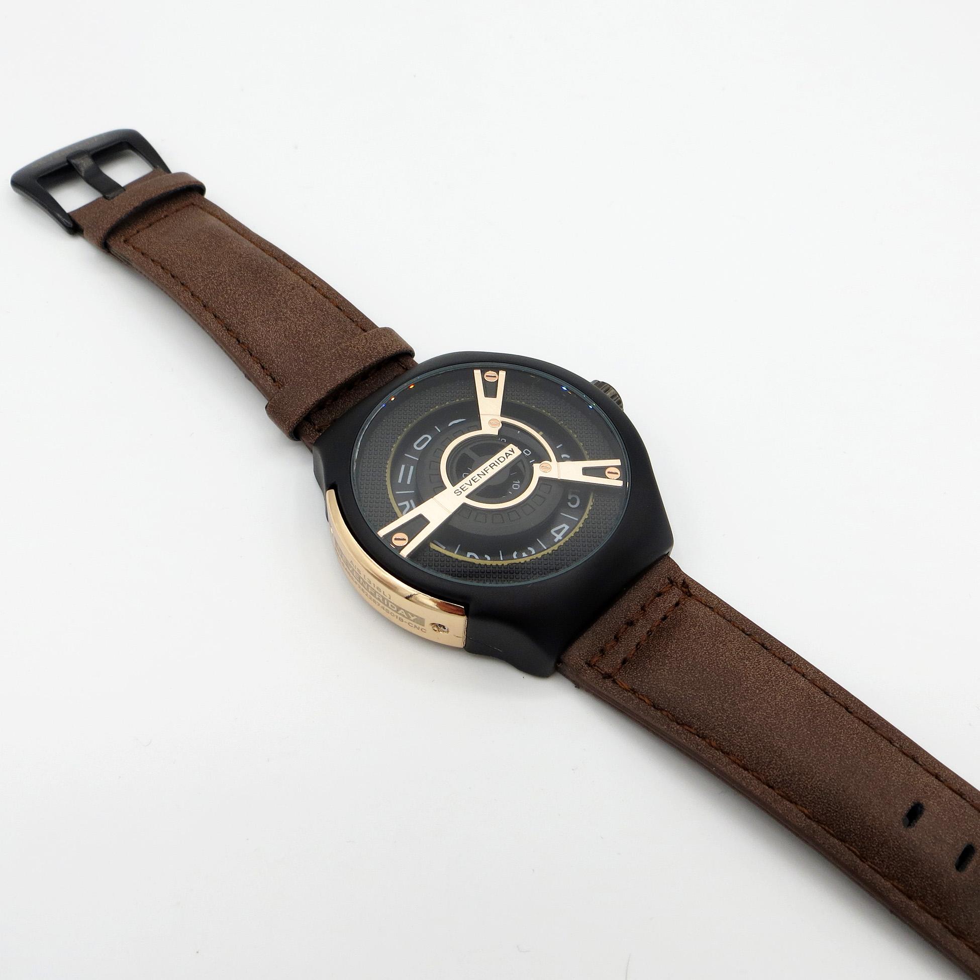 ساعت مچی عقربه ای مردانه سون فرایدی مدل sf1114