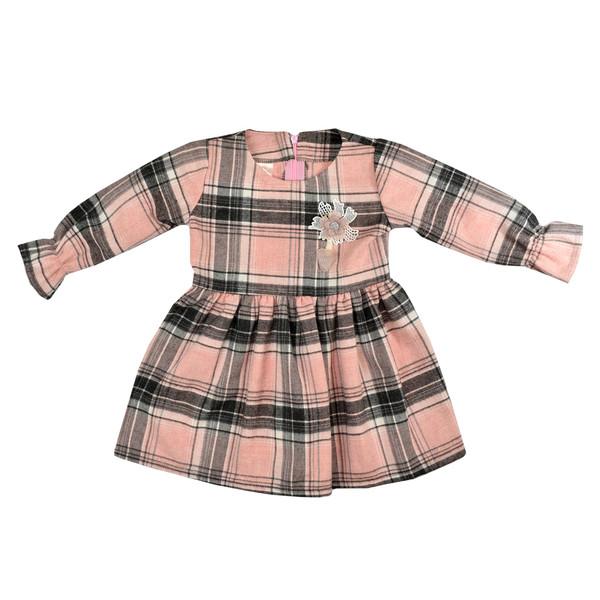 پیراهن دخترانه نیروان مدل 101079 -1