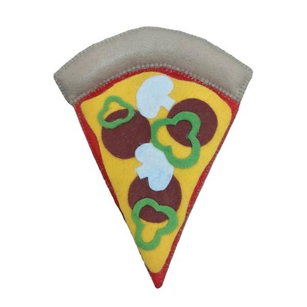 اسباب بازی سگ و گربه مدل پیتزا