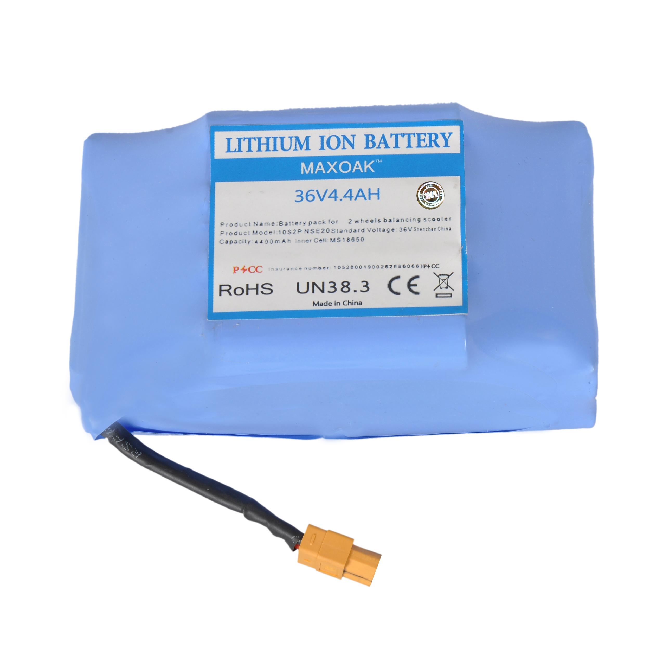 باتری اسکوتر برقی مدل MAXOAK