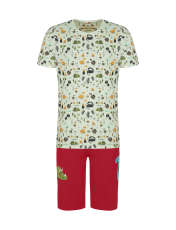 ست تی شرت و شلوارک راحتی مردانه مادر مدل 2041110-74 -  - 1