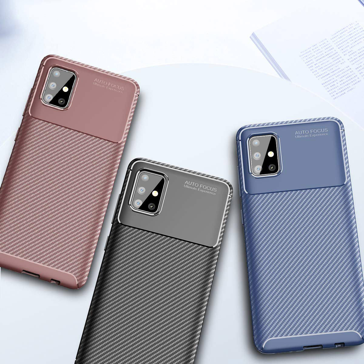 کاور لاین کینگ مدل A21 مناسب برای گوشی موبایل سامسونگ Galaxy A71 thumb 2 20