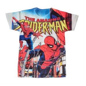 تی شرت پسرانه مدل مرد عنکبوتی کد 2