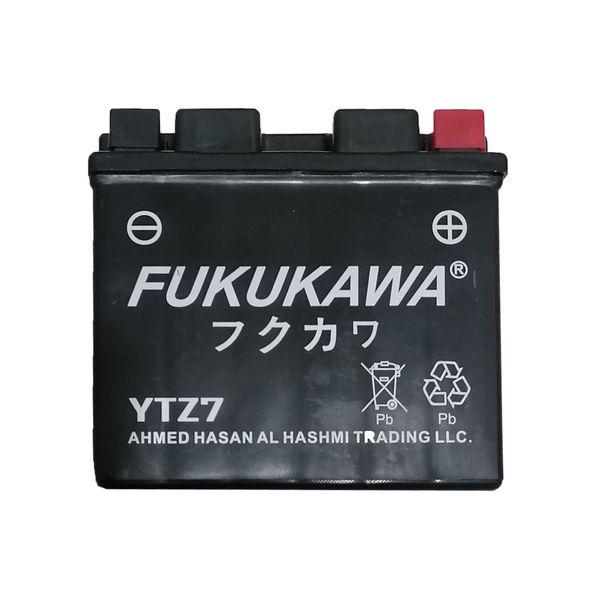 باتری موتورسیکلت فوکوکاوا مدل YTZ7