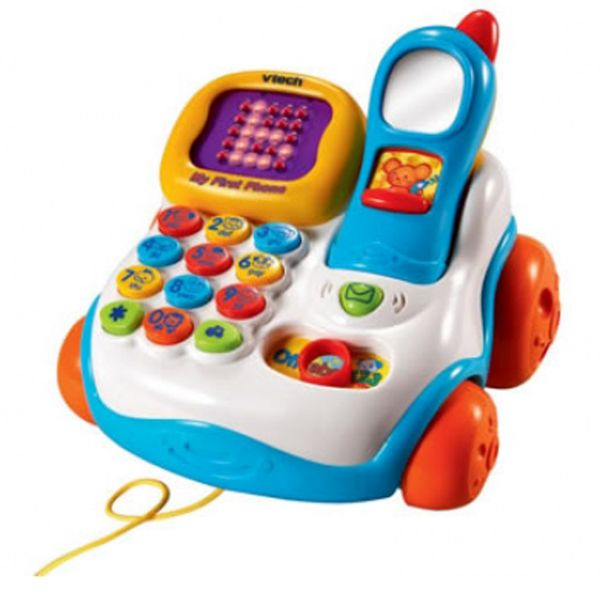 بازی آموزشی وی تک مدل My First Phone
