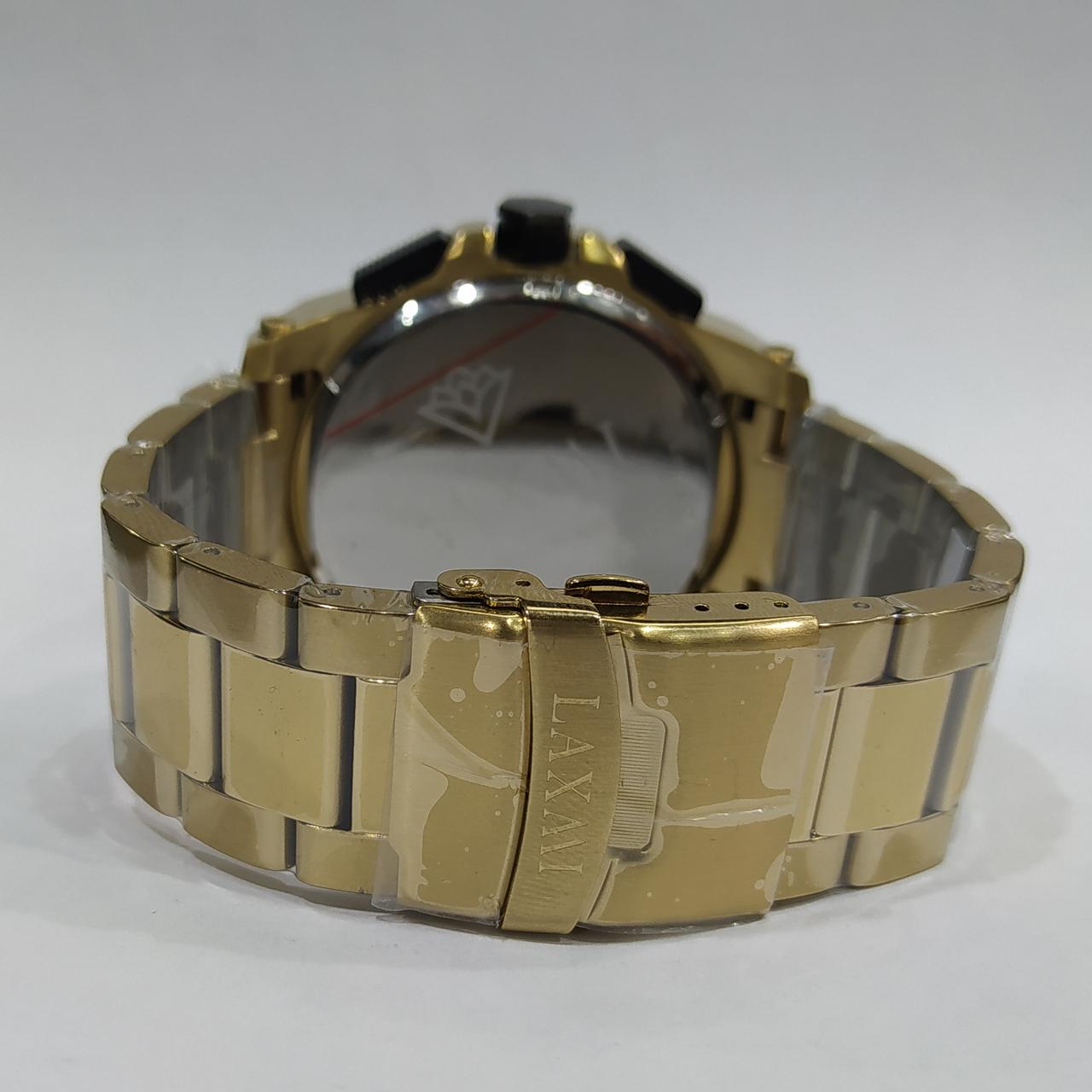 ساعت مچی عقربهای مردانه لاکسمی مدل 4-8013