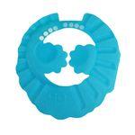 کلاه حمام نوزادی کیو کیو بیبی مدل kca-chin-ab