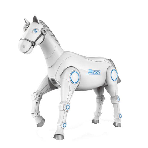 اسباب بازی طرح ربات مدل اسب هوشمند کد  A164966
