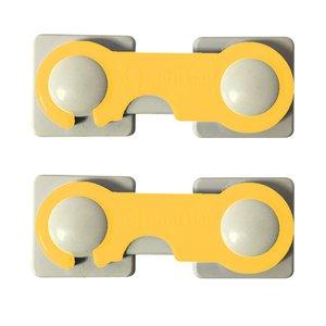 قفل درب کابینت مدل A03