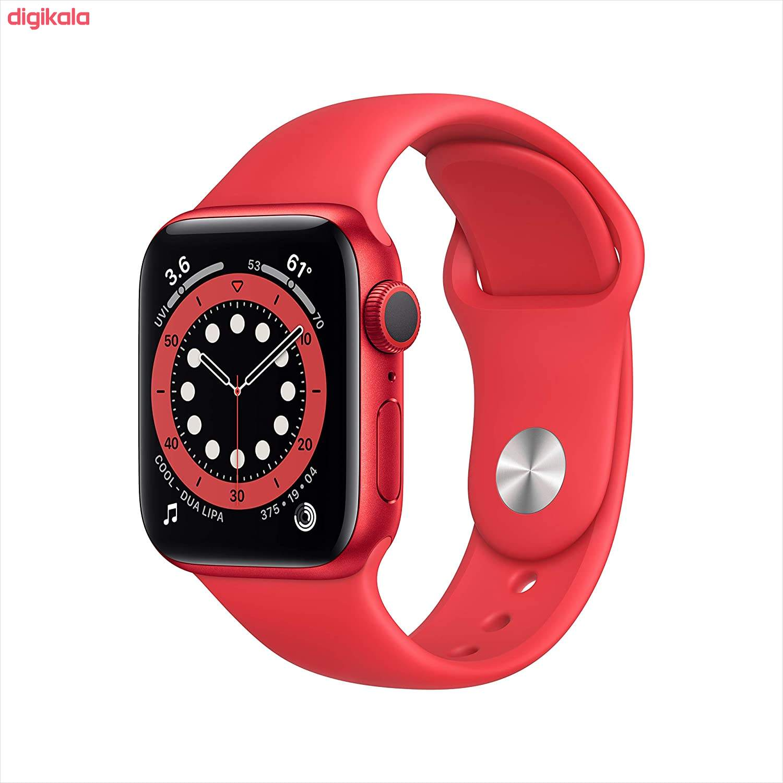 ساعت هوشمند اپل سری 6 مدل Aluminum Case 44mm main 1 3