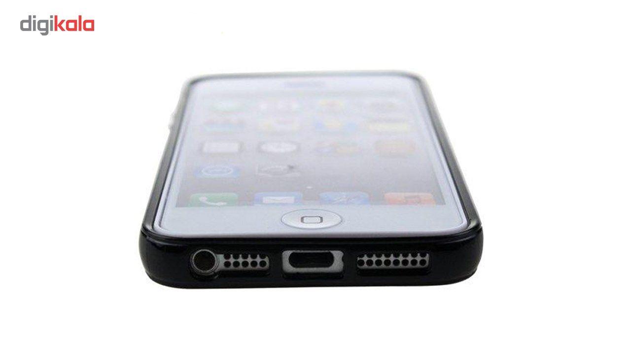 کاور کی اچ مدل 6735 مناسب برای گوشی موبایل آیفون 5، 5s و SE main 1 3