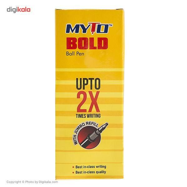 خودکار مایتو مدل Bold بسته 2 عددی main 1 16