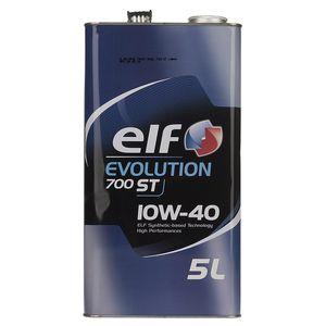 روغن موتور خودرو الف مدل Evolution 700 ST 10W-40 حجم 5 لیتر