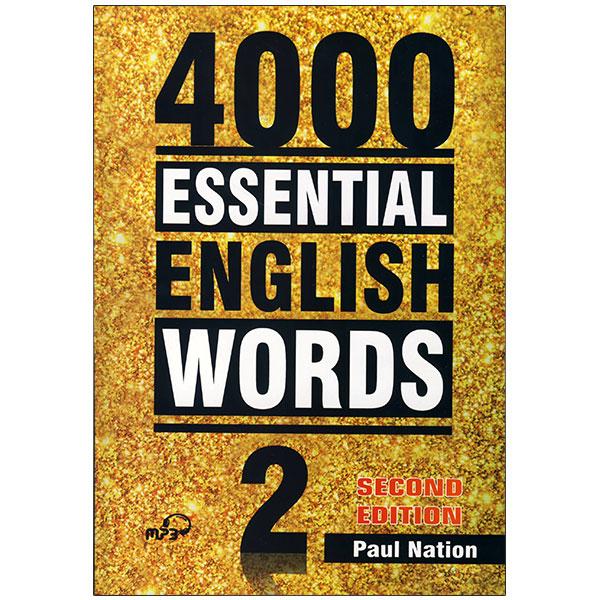 کتاب 4000ESSENTIAL ENGLISH WORDS اثر paul nation انتشارات زبان مهر