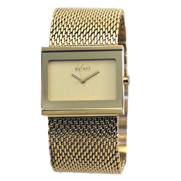ساعت مچی عقربه ای زنانه اکسنت مدل ix61948-732