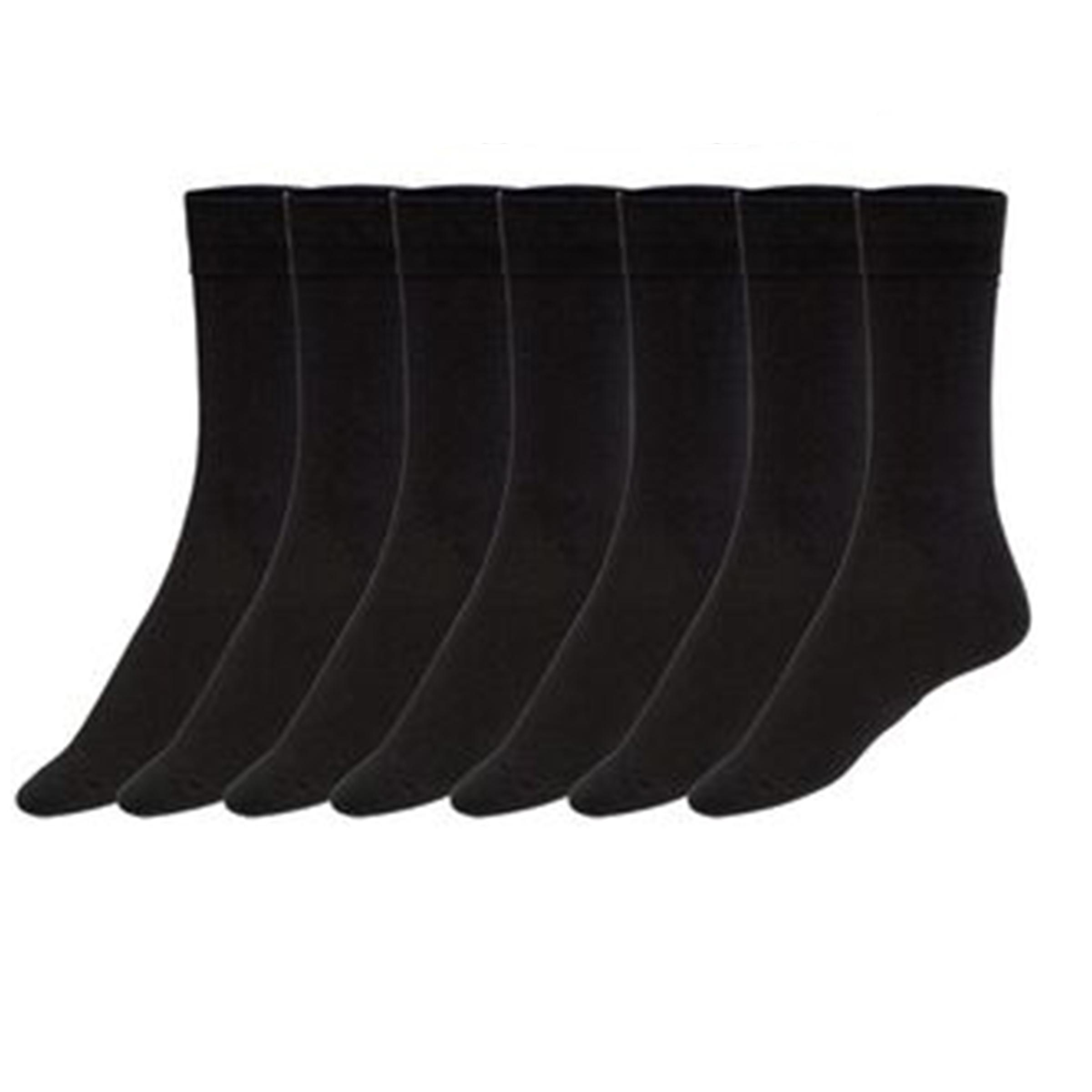 جوراب مردانه لیورجی مدل GvBK7Pc بسته 7 عددی