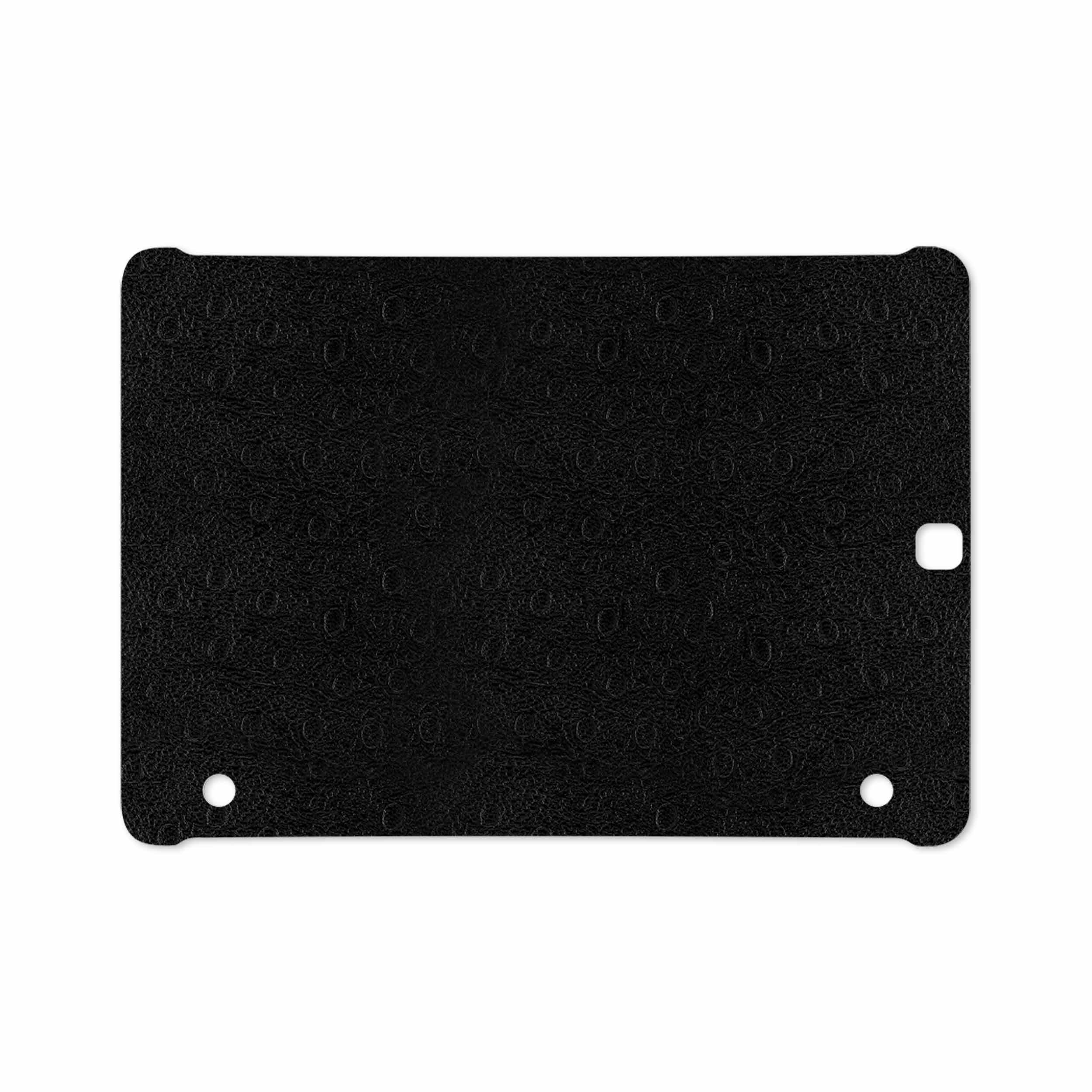 بررسی و خرید [با تخفیف]                                     برچسب پوششی ماهوت مدل Ostrich-Leather مناسب برای تبلت سامسونگ Galaxy Tab S2 9.7 2016 T819N                             اورجینال