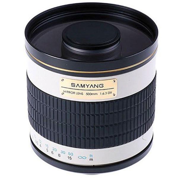 لنز سامیانگ 500mm Mirror MC