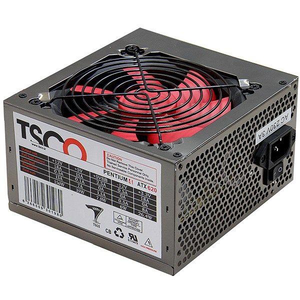 منبع تغذیه کامپیوتر تسکو مدل TP 620W