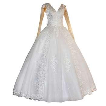 لباس عروس مدل liza 001