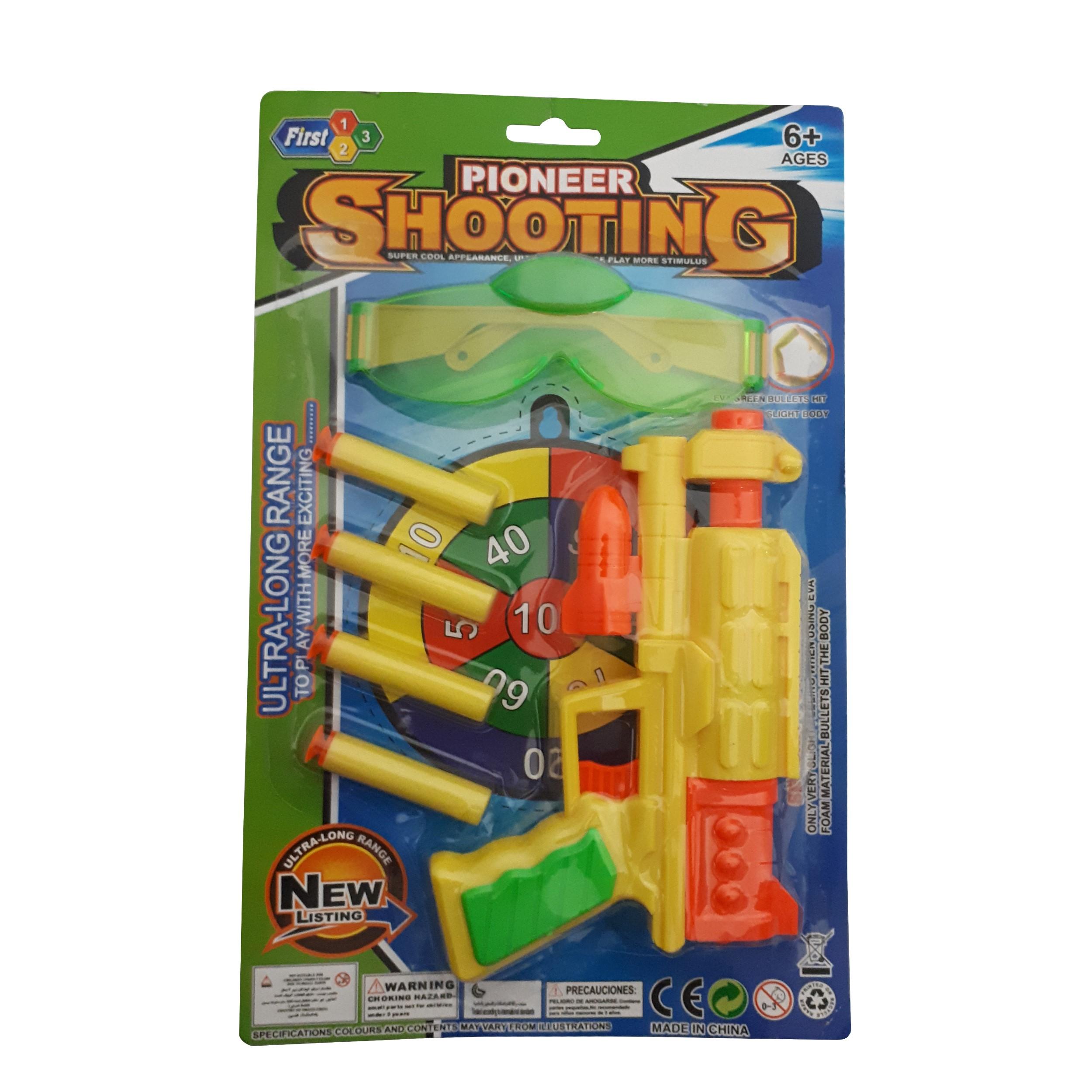 خرید                     تفنگ بازی طرح کلت کد 5060