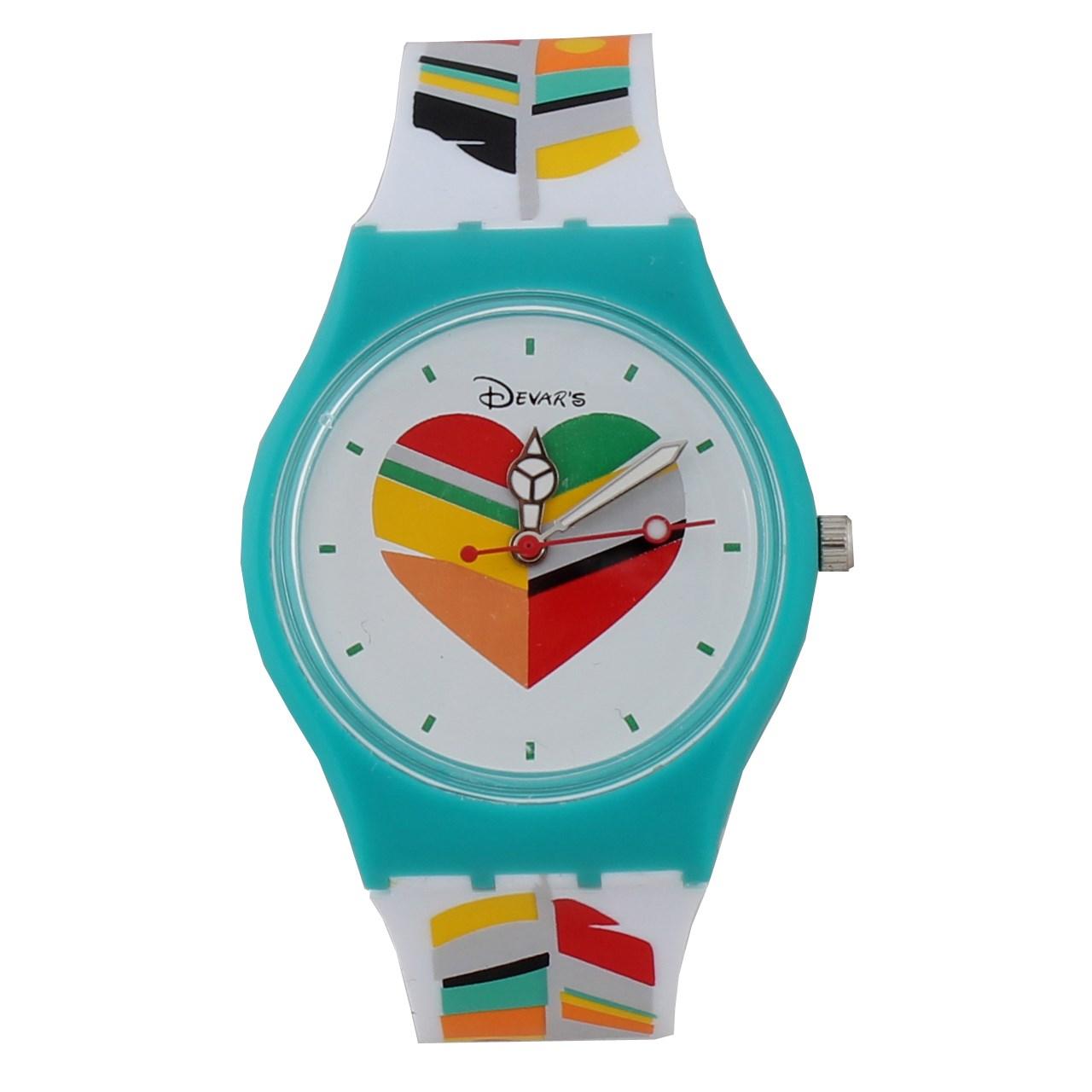 خرید ساعت مچی عقربه ای زنانه مدل7252