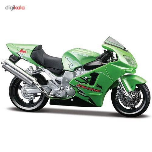موتور بازی مایستو مدل Kawasaki Ninja ZX 12R