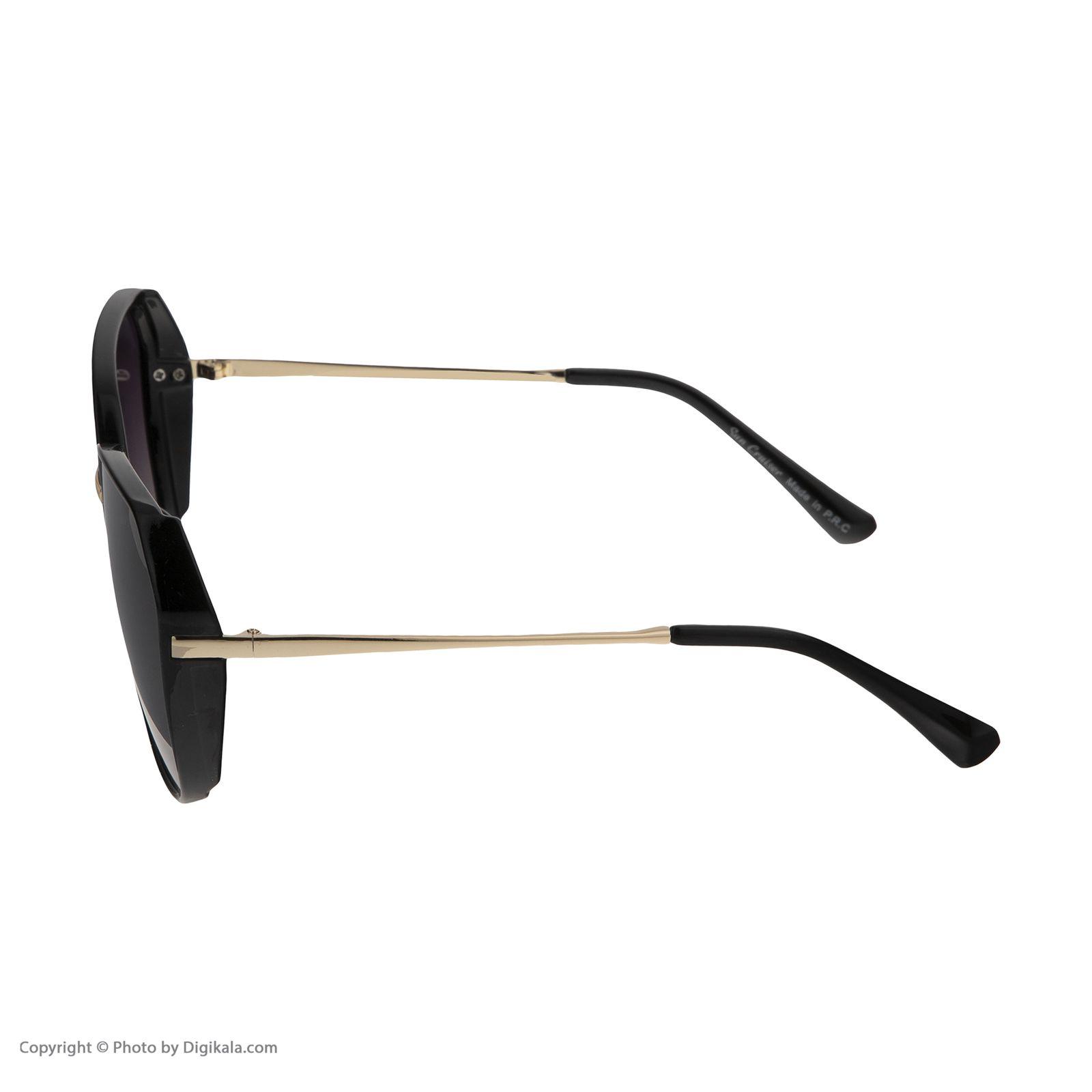 عینک آفتابی زنانه سانکروزر مدل 6002 -  - 6
