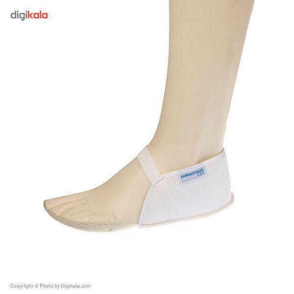پاشنه پوش پاک سمن مدل Cover سایز بزرگ  Paksaman Cover Heel Support Size Large