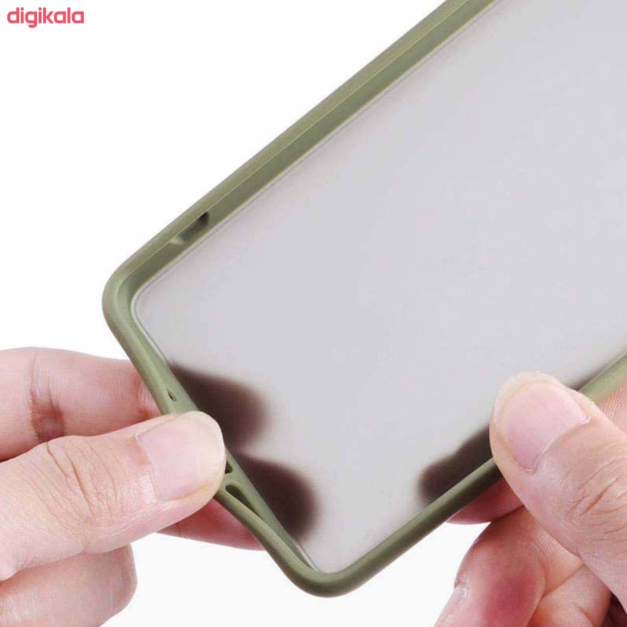 کاور کینگ پاور مدل M22 مناسب برای گوشی موبایل شیائومی Redmi Note 8 Pro main 1 7