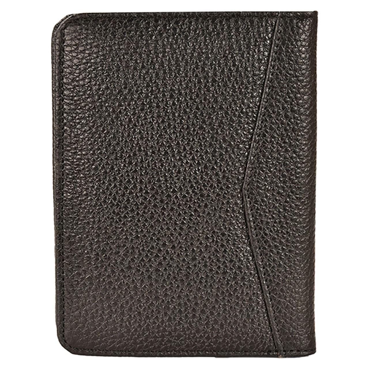 قیمت کیف پاسپورت و جلد مدارک کهن چرم مدل PS41