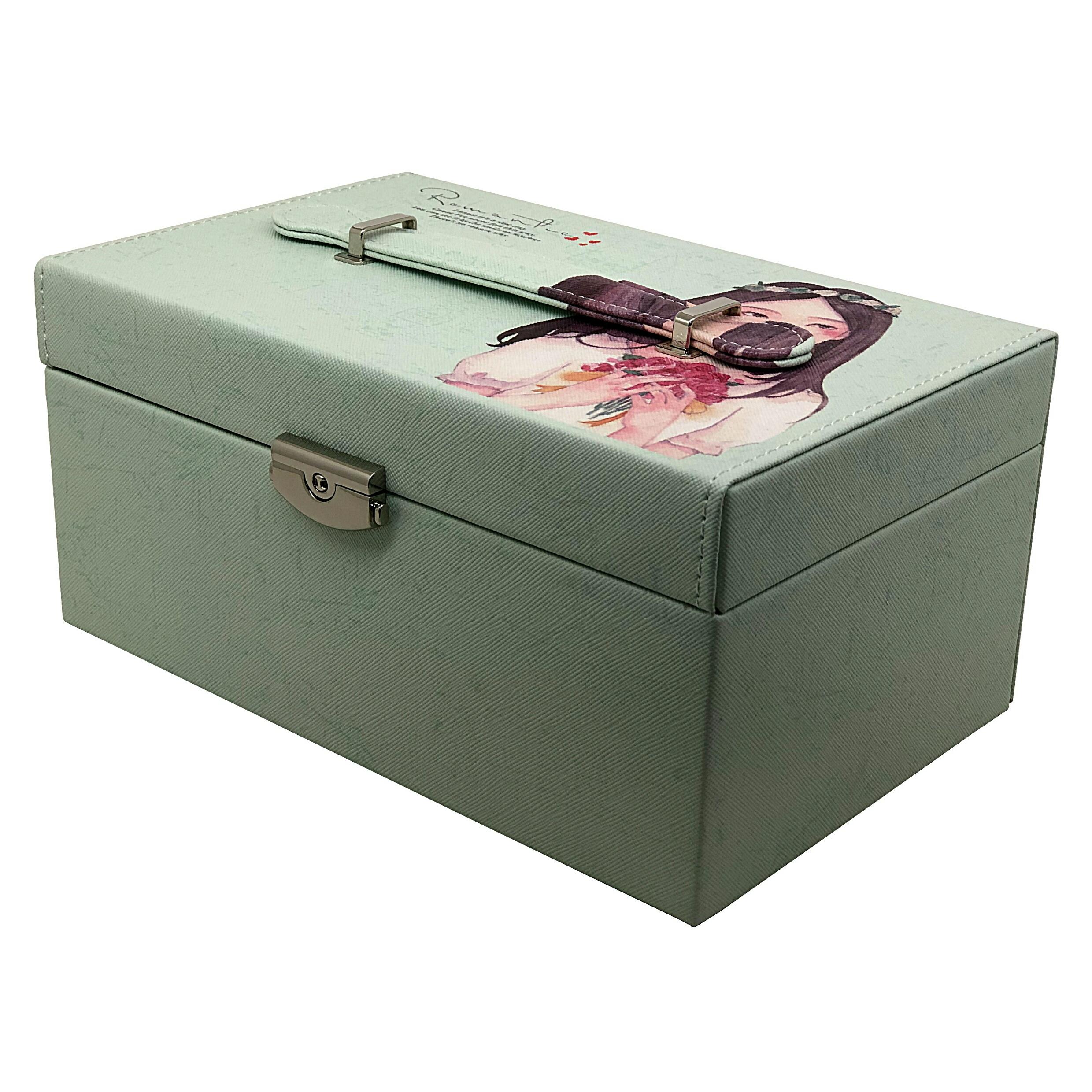 جعبه جواهرات مدل girl کد D1101.13