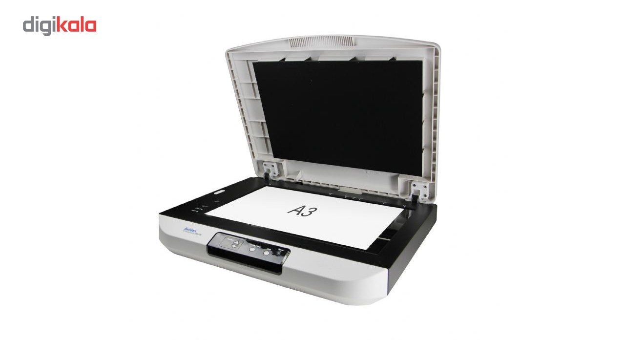 قیمت                      اسکنر حرفه ای اسناد ای ویژن مدل FB5000