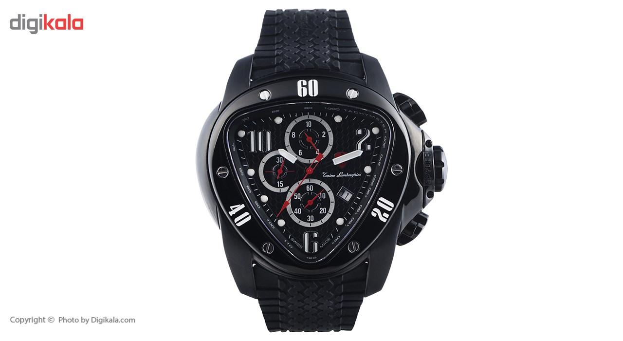 خرید ساعت مچی عقربه ای مردانه تونینو لامبورگینی مدل TL-1505 | ساعت مچی