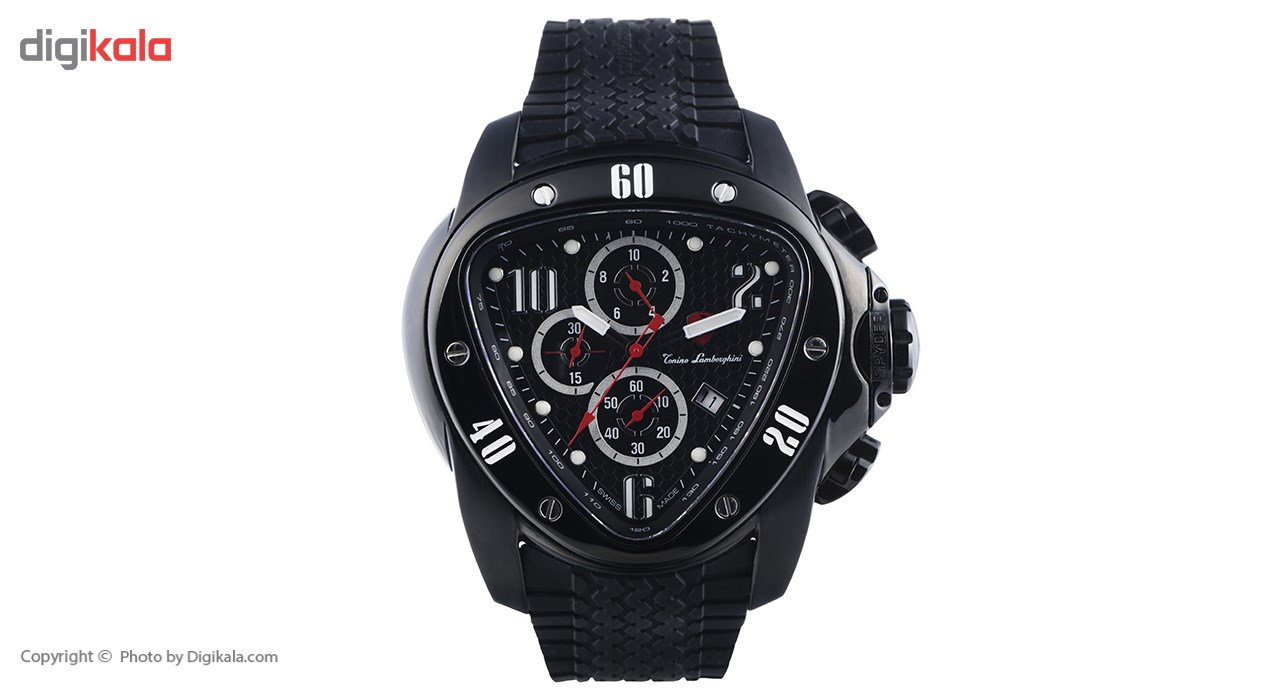 خرید ساعت مچی عقربه ای مردانه تونینو لامبورگینی مدل TL-1505