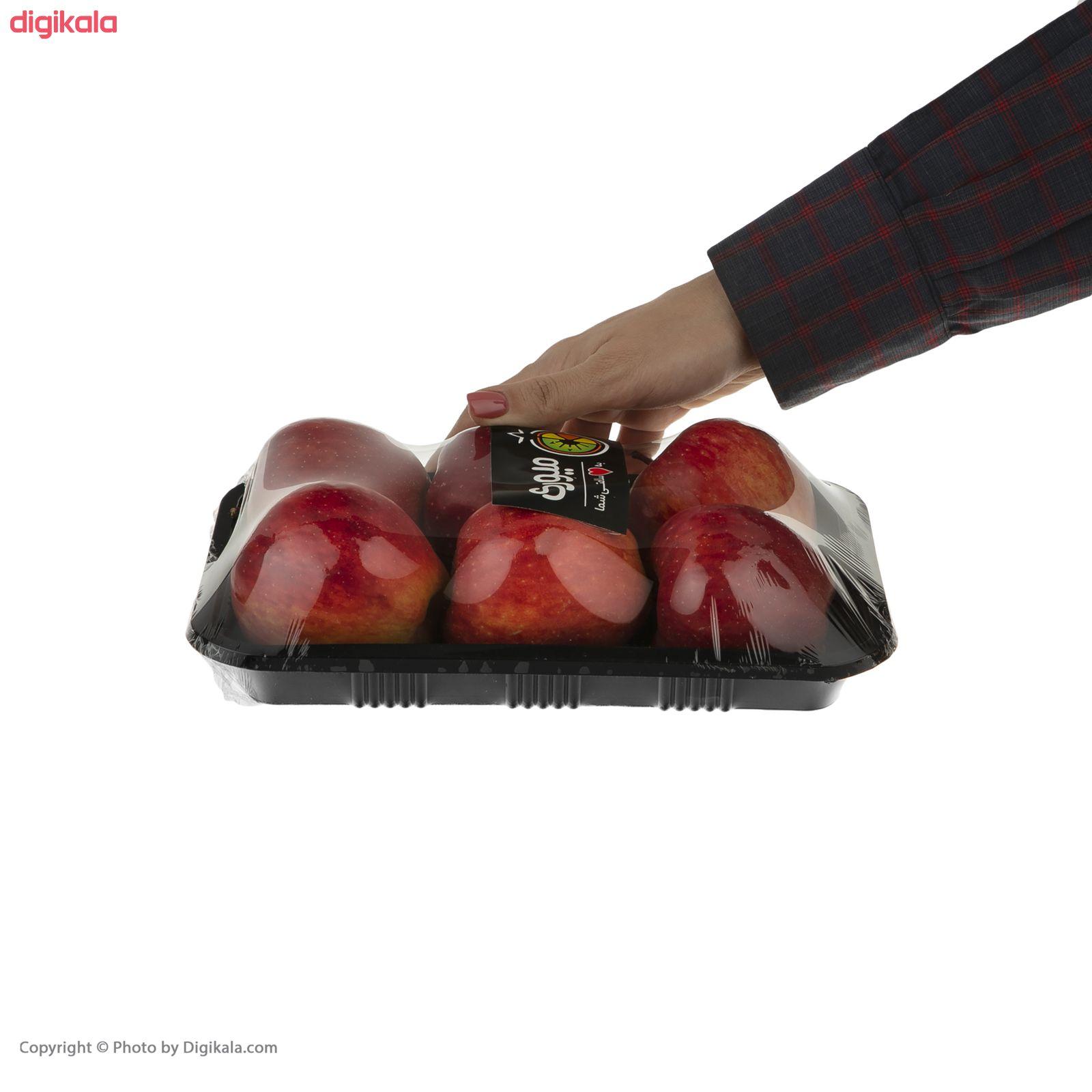 سیب قرمز میوری - 1 کیلوگرم main 1 1