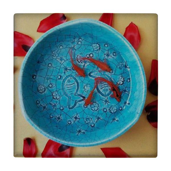 کاشی طرح حوض ماهی کد wk1401