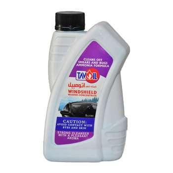 مایع شیشه شوی خودرو تاو مدل Gallon حجم 1 لیتر