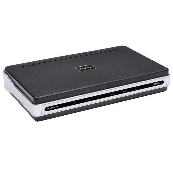 پرینت سرور سه پورت دی-لینک مدل DPR-1061