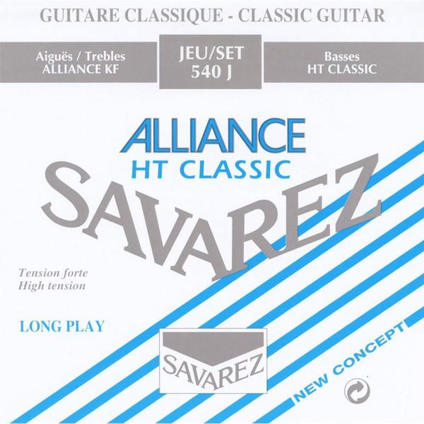 سیم گیتار کلاسیک ساوارز مدل 540 J