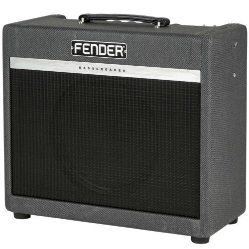 آمپلی فایر گیتار فندر مدل Bassbreaker 15W Combo Valve