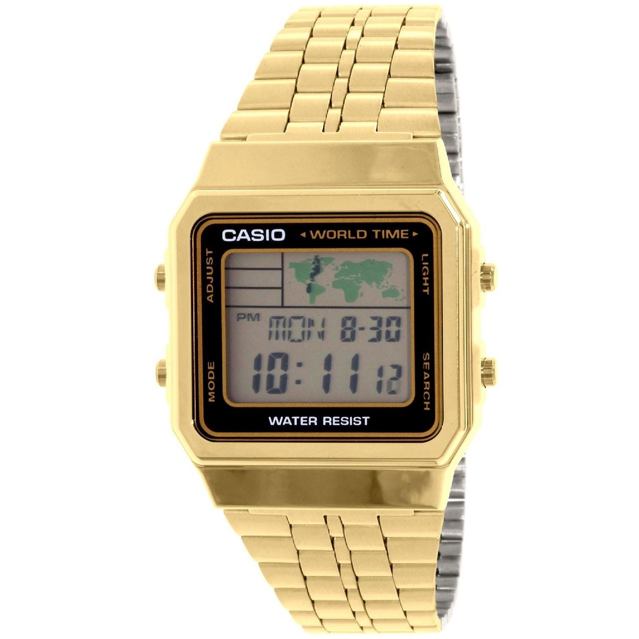 ساعت مچی دیجیتال مردانه کاسیو مدل A500WGA-1DF 46
