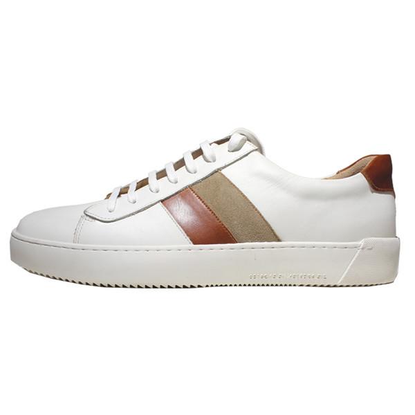 کفش روزمره مردانه چرم آرا مدل sh052 کد se