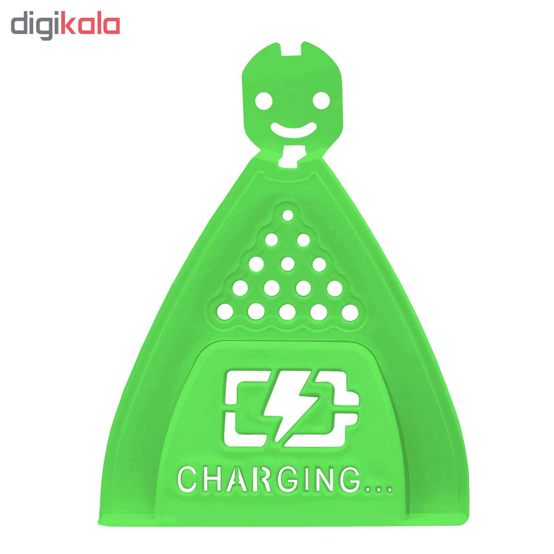 پایه نگهدارنده شارژر موبایل مدل Hng 0229 main 1 17