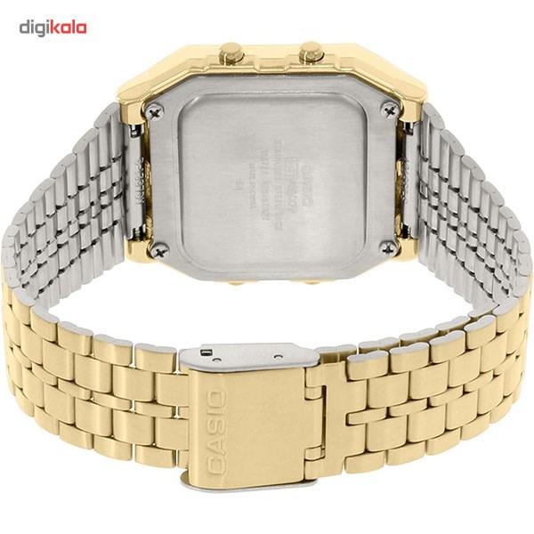 ساعت مچی دیجیتال مردانه کاسیو مدل A500WGA-1DF             قیمت