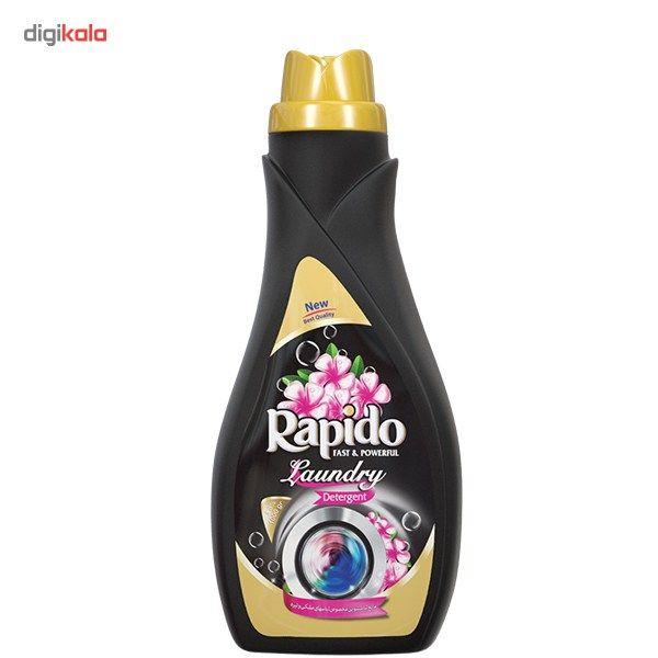 مایع لباسشویی راپیدو مخصوص لباس های تیره مقدار 1000 گرم main 1 1