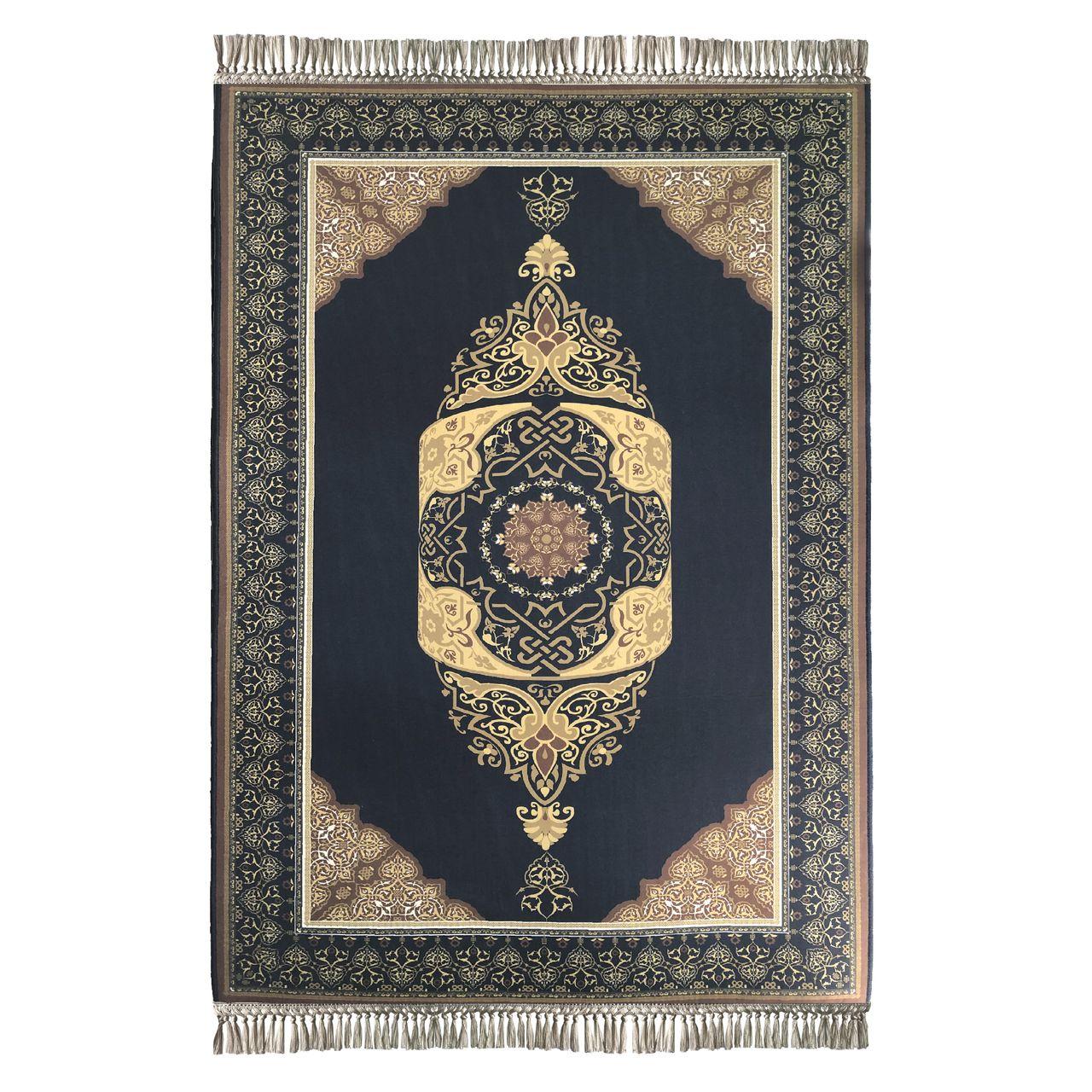 فرش پارچه ای آرتا نقش تاک مدل هوم
