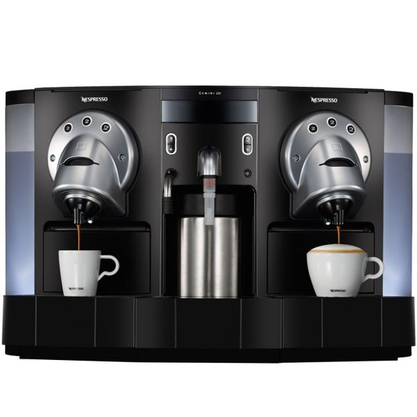 اسپرسوساز نسپرسو مدل Nespresso Gemini CS223